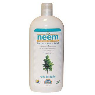 Gel de Baño de Neem Trabe - 500 ml.