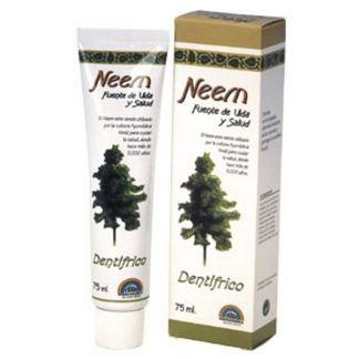 Dentífrico de Neem Trabe - 75 ml.