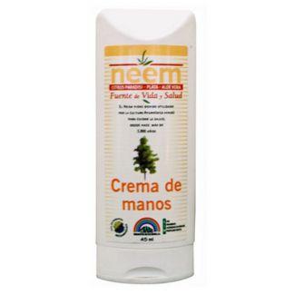 Crema de Manos de Neem Trabe - 45 ml.