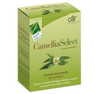 CamelliaSelect (Té Verde) Cien por Cien Natural - 60 cápsulas