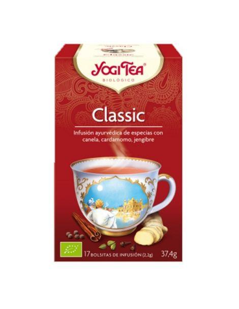 Yogi Tea Classic - 17 bolsitas