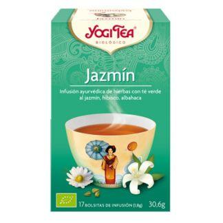 Yogi Tea Jazmín - 17 bolsitas