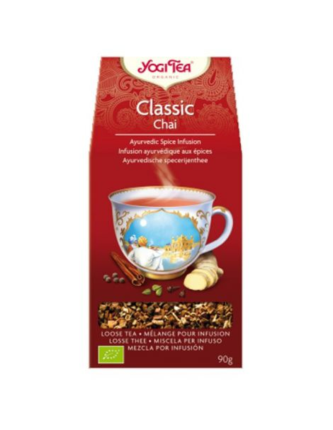Yogi Tea Classic Chai - 90 gramos