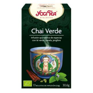 Yogi Tea Chai Verde - 17 bolsitas