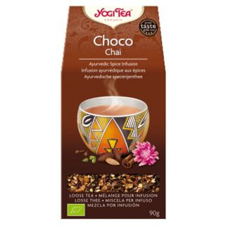 Yogi Tea Choco Chai - 90 gramos
