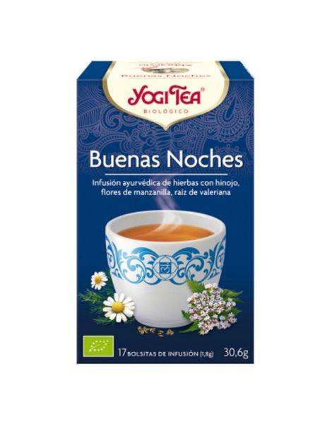 Yogi Tea Buenas Noches - 17 bolsitas