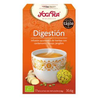 Yogi Tea Digestión - 17 bolsitas