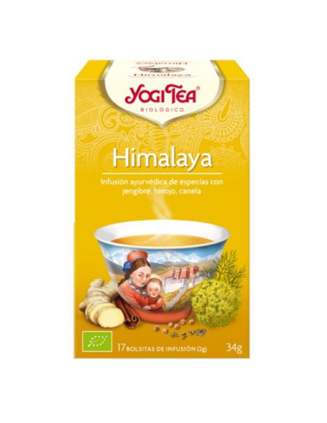 Yogi Tea Himalaya - 17 bolsitas