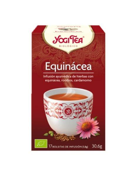 Yogi Tea Equinácea - 17 bolsitas