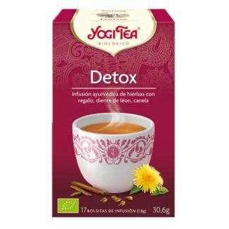 Yogi Tea Detox - 17 bolsitas