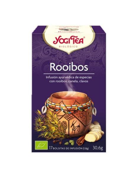 Yogi Tea Rooibos - 17 bolsitas