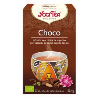 Yogi Tea Choco - 17 bolsitas