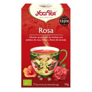 Yogi Tea Rosa - 17 bolsitas