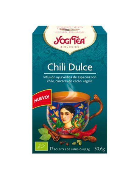 Yogi Tea Chili Dulce - 17 bolsitas