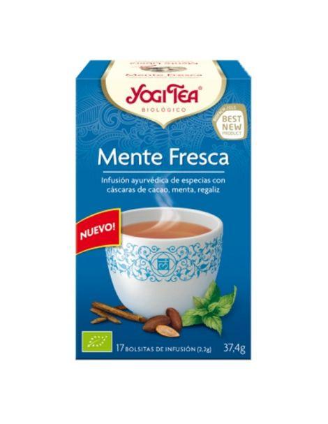 Yogi Tea Mente Fresca - 17 bolsitas