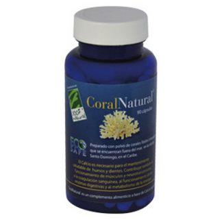 CoralNatural Cien por Cien Natural - 90 cápsulas