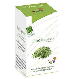 FitoMagnesio Cien por Cien Natural - 60 comprimidos