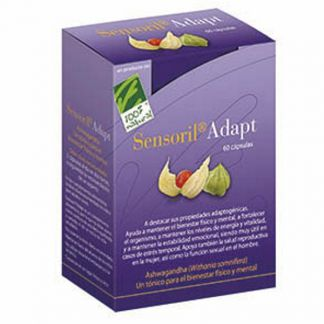 Sensoril Adapt Cien por Cien Natural - 60 cápsulas