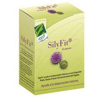 SilyFit Cien por Cien Natural - 60 cápsulas