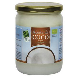 Aceite de Coco Bio Cien por Cien Natural - 500 ml.