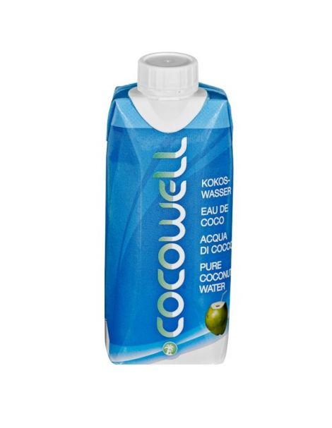 CocoWell Cien por Cien Natural - 330 ml.