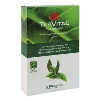TeaVital Estandar Cien por Cien Natural - 125 gramos