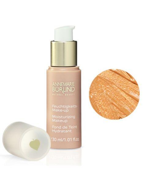 Maquillaje Fluido Hidratante Honey 26 k AnneMarie Börlind - 30 ml.