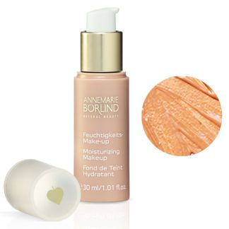 Maquillaje Fluido Hidratante Almond 46 k AnneMarie Börlind - 30 ml.