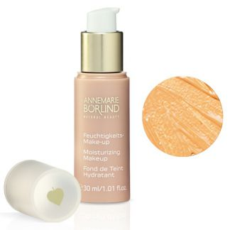 Maquillaje Fluido Hidratante Natural 31 w AnneMarie Börlind - 30 ml.