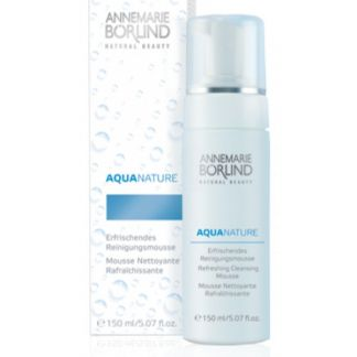 Espuma Limpiadora Refrescante Aquanature AnneMarie Borlind - 150 ml.