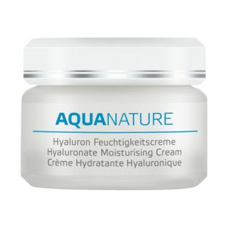 Crema Hidratante Hialurónica 24 h. Aquanature AnneMarie Borlind - 50 ml.