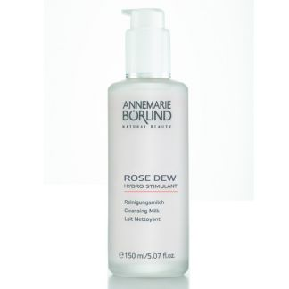 Leche Limpiadora Rose Dew AnneMarie Borlind - 150 ml.