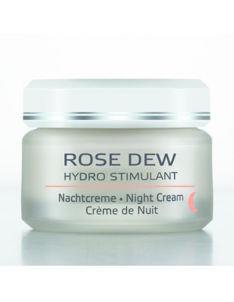 Crema de Noche Rose Dew AnneMarie Borlind - 50 ml.