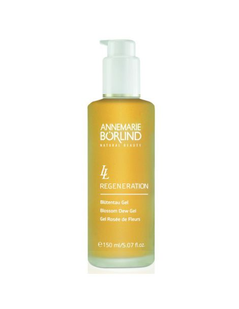 Gel Tónico Rocío de Flores LL Regeneration AnneMarie Börlind - 150 ml.