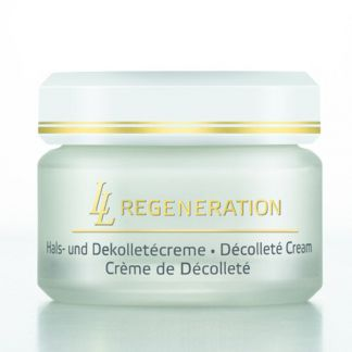 Crema Cuello y Escote LL Regeneration AnneMarie Börlind - 50 ml.