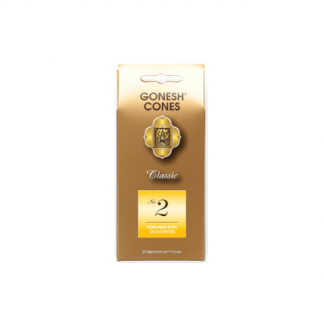 Incienso Gonesh Classic Collection Nº 2 - 25 conos