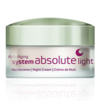 Crema de Noche Light System Absolute AnneMarie Börlind - 50 ml.