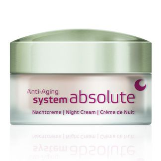 Crema de Noche Rich System Absolute AnneMarie Börlind - 50 ml.