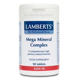 Mega Mineral Complex Lamberts - 90 tabletas