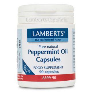 Aceite de Menta Lamberts - 90 cápsulas