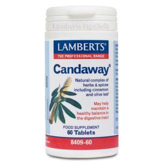 Candaway Lamberts - 60 tabletas