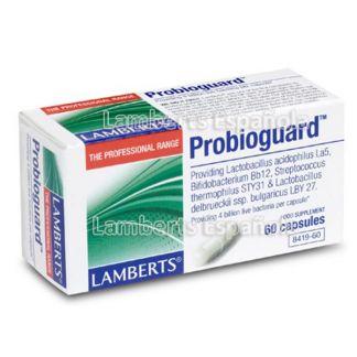 Probioguard Lamberts - 60 cápsulas