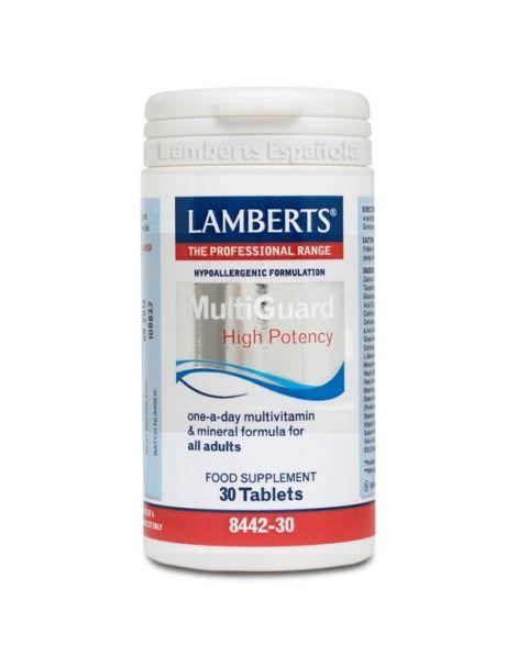 MultiGuard  Lamberts - 30 tabletas
