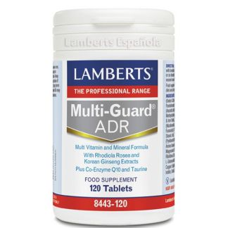 MultiGuard ADR Lamberts - 120 tabletas