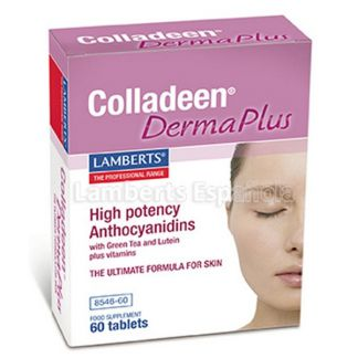 Colladeen Derma Plus Lamberts -  60 tabletas