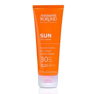 SUN Crema Solar Facial IP 30 Alto AnneMarie Börlind - 75 ml.