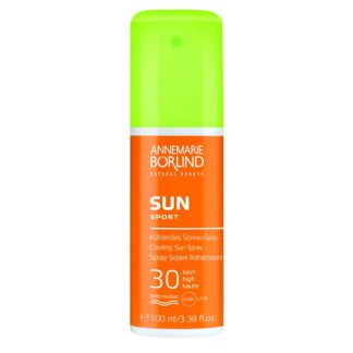 SUN Sport Spray Refrescante IP 30 Alto AnneMarie Börlind - 100 ml.