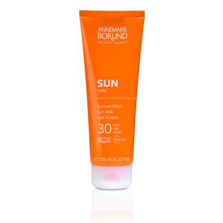 SUN Leche Corporal IP 30 Alto AnneMarie Börlind - 125 ml.
