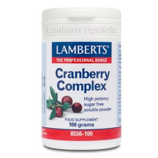 Complejo de Arándano Rojo Lamberts -  100 gramos