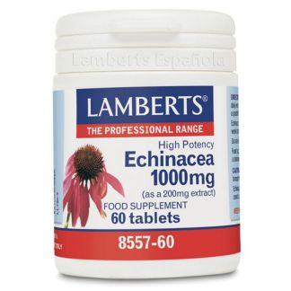 Equinácea 1000 mg. Lamberts -  60 tabletas